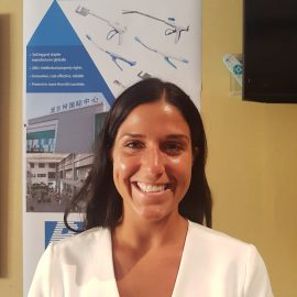 Lisa DeAngelis, Manager of Clinical Services